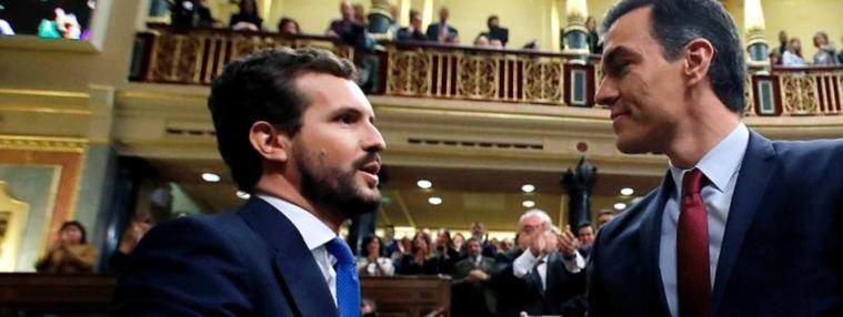 La triple P apostólica que paraliza España