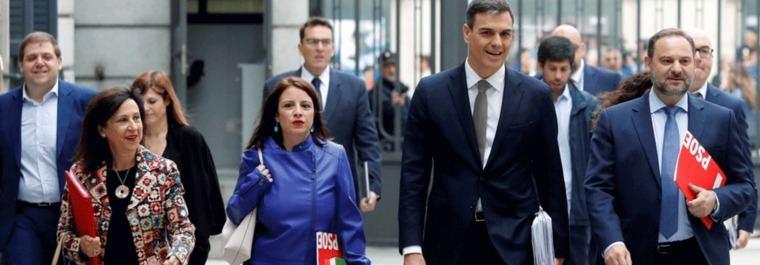 El cuento de la lechera del candidato Sánchez