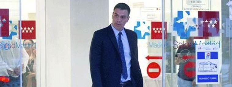 Sánchez, Borrell...el PSOE anula viajes y actos ante el estado de Rubalcaba