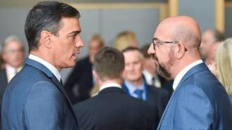 Sánchez anuncia un plan de choque para paliar el impacto económico del coronavivirus