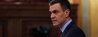 Sánchez: La desescalada a mitad de mayo
