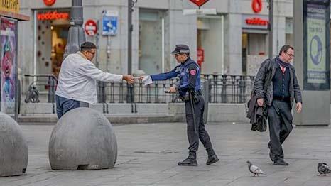 La Policía Municipal impone 2.507 multas por no cumplir restricciones y 21 detenciones