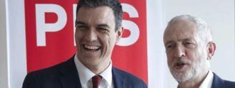 Sánchez lanza la precampaña a las europeas arropado por los líderes socialdemócratas europeos