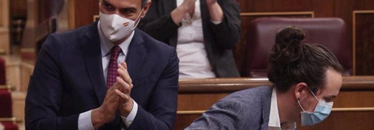 La campaña catalana emponzoña la relación Sánchez-Iglesias