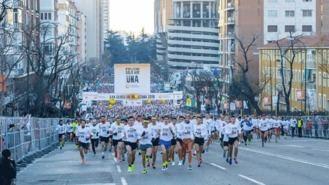 Más de 20.000 corredores se han inscrito ya en la San Silvestre Vallecana