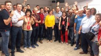 El PSOE obtiene 10 concejales, seguido de ULEG y PP con cuatro