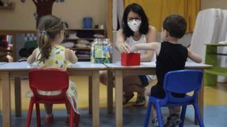 La futura escuela infantil municipal de Villaverde será la primerra que tenga pintura antiCovid