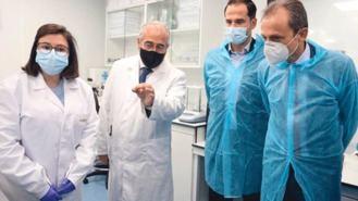 La sede de Algenex de Tres Cantos podría producir 100 M de vacunas