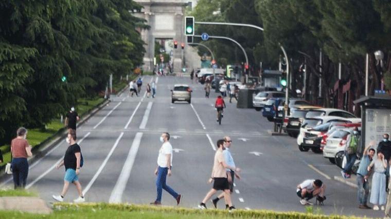 BiciMAD gratis y grandes zonas peatonales para celebrar la Semana de la Movilidad