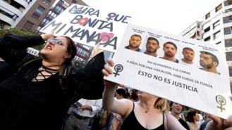 El TSJN ratifica la condena de 9 años de cárcel para los cinco miembros de La Manada