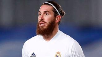 El capitán del Madrid, Sergio Ramos, da positivo en coronavirus