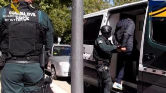 Cae una red de sicarios que actuaba de oficia de cobros de carteles