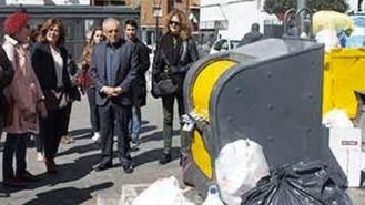 Esmasa rechaza la contratación temporal de una empresa para la recogida de basura