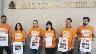 Sindicato de Inquilinas pide al Defensor del Pueblo que frene los 'abusos' de Blackstone