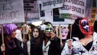 La Audiencia Nacional anula el sindicato de prostitutas por 'ilegal'