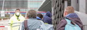 Almeida: A Madrid están llegando personas sin hogar de fuera