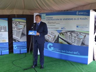 La EMSV construirá 136 viiendas de protección en El Rosón