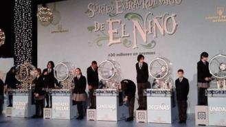 `El Niño´repartire este domingo 700 millones de euros en premios