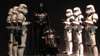 La mayor colección privada de Stars Wars, en el WiZink Center hasta el 18 N