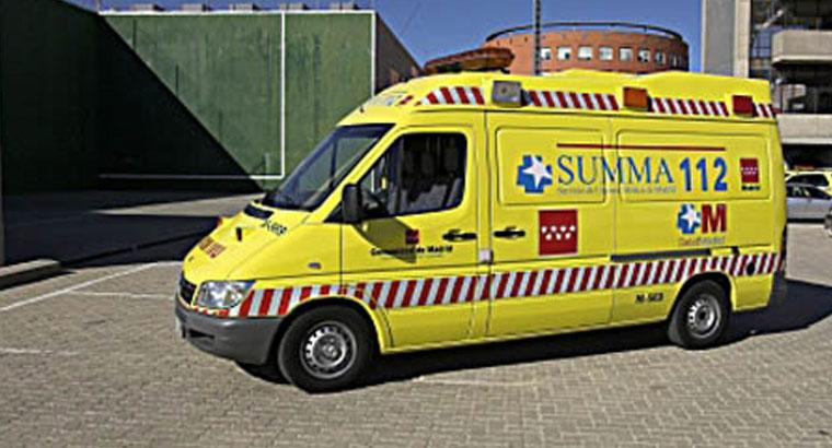 Un hombre de 40 años grave tras sufrir un golpe de calor