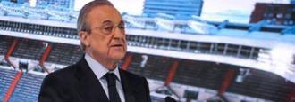 Nace la Superliga europea con Florentino de presidente