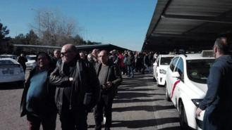 Los taxistas abandonan la huelga sin conseguir sus demandas