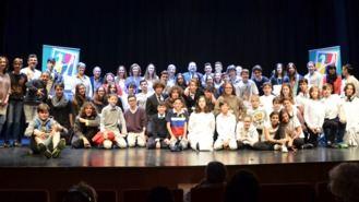 Un centenar de alumnos de Secundaria participan en el Concurso de Teatro `Tell a Story´