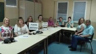 Vecinos san Fernando y Coslada se manifestarán contra una antena de telefonía