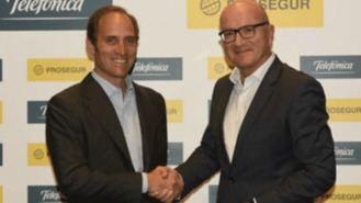 Telefónica y Prosegur se unen para la seguridad del siglo XXI