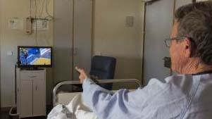 Las televisiones de hospitales, gratis en toda la red de la Comunidad