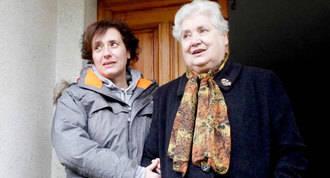 Teresa Romero se recupera junto a su madre y su marido en Becerreá (Lugo)