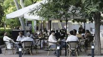3.083 terrazas multadas desde el 25 de mayo por incumplir la normativa