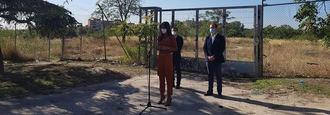 600 viviendas y un centros sanitario para la Cárcel de Carabanchel