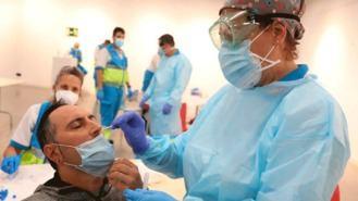 La Comunidad hará test antígenos desde el 25 al 30 de noviembre