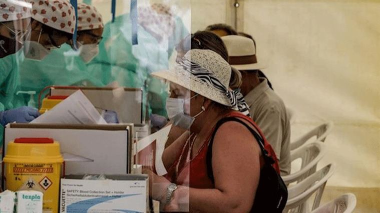 Un 20,18% de los testados en Torrejón tiene anticuerpos del Covid