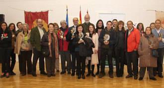 Premiados del III Certamen de Teatro Aficionado Solidario