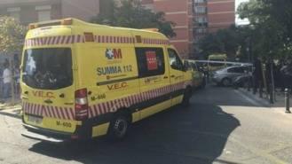 Un hombre muere por varios disparos al salir de un parking en Móstoles