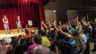 Toma Teatro contra la injusticia, hasta el 27 de mayo en Lavapiés