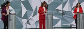 Todo el poder político para 5 mujeres en Madrid