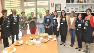 Entregados los premios del II Concurso de recetas de abuelos y nietos