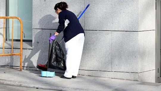 Piden que las trabajadoras domésticas accedan al desempleo