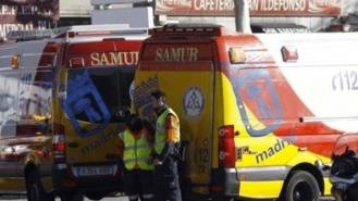 Un trabajador de 43 años muere tras quedar atrapado por una máquina