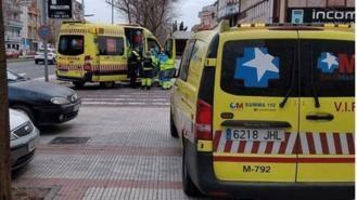 Muere un trabajador de 52 años al caer desde un cuarto piso