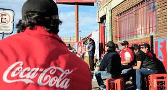 """AN a Coca-Cola: """"Irregular"""" readmitir trabajadores con cambio de residencia"""