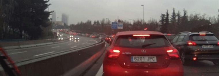 Madrid desactiva este jueves las restricciones de tráfico