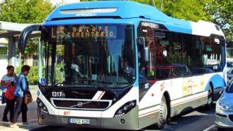 El Ayuntamiento pagará más de un millón de € por el déficit del servicio de transporte urbano