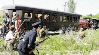 El Tren de Arganda hará una recreacción histórica de la Guerra Civil
