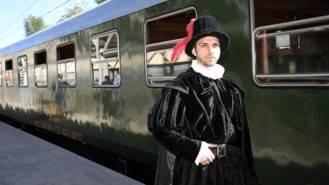 Arranca el tren de Felipe II: Un viaje a la historia desde Príncipe Pío al Escorial