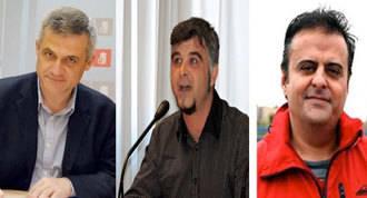 PSOE, Ganar e IUCM-LV, reunión pública par bucar consensos