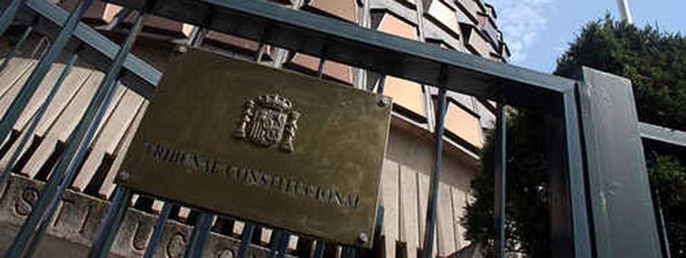 El TC estudia si declara inconstitucional el confinamiento en el Estado de Alarma